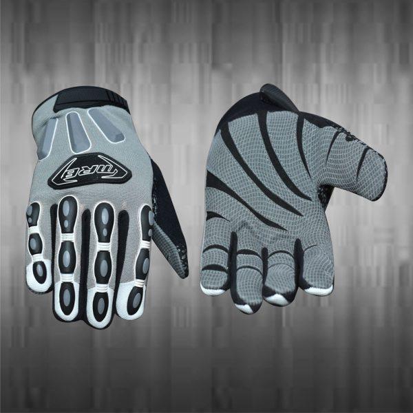 Light Grey Mechanic Gloves