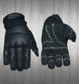 Softy Black Mechanic Gloves